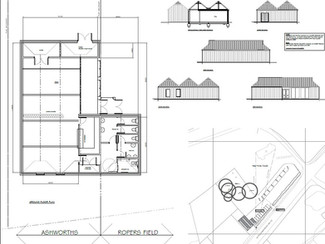 PROPOSED NEW VILLAGE HALL / COMMUNITY CENTRE