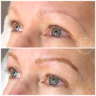microblading and machine shading