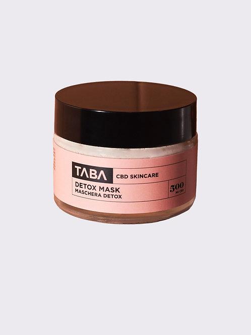 TABA SKINCARE - Detox Mask