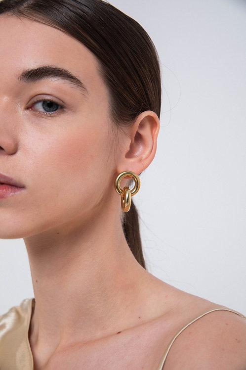 LAURA LOMBARDI - Link earrings