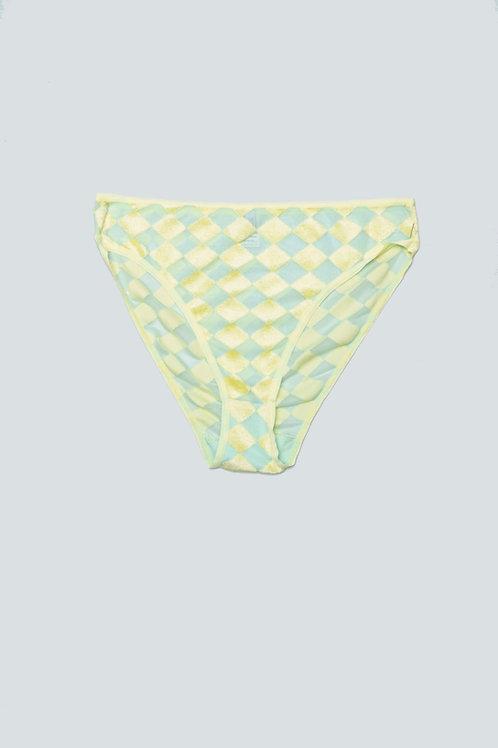 BASERANGE - Bell Pants, Hewa Yellow
