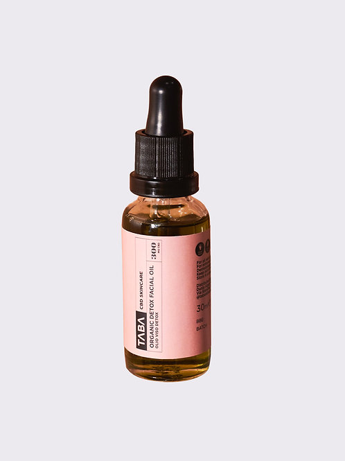 TABA SKINCARE - Detox Facial Oil