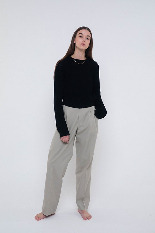 UNTITLED 1991 X ORG - Vintage beige trousers