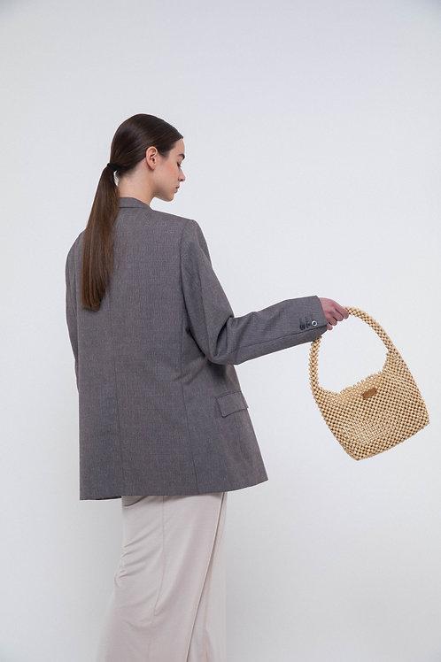 ANCÁN - Mabini Wood bag