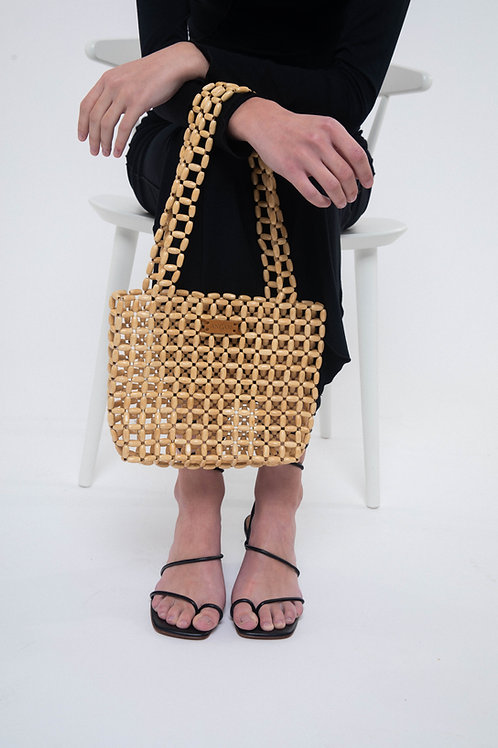ANCÁN - Sinta Wood bag