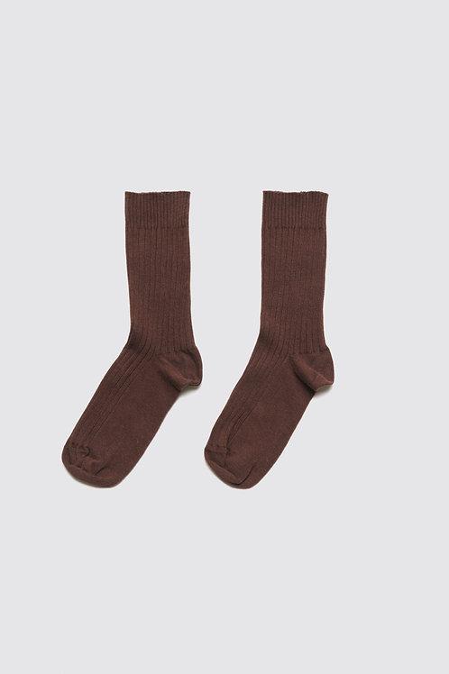 BASERANGE - Rib Ankle Socks