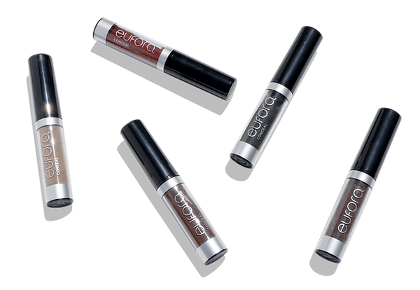 Eufora's Conceal Product in 4 different