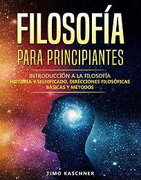 Filosofía para principiantes, narrator Juliana Velez