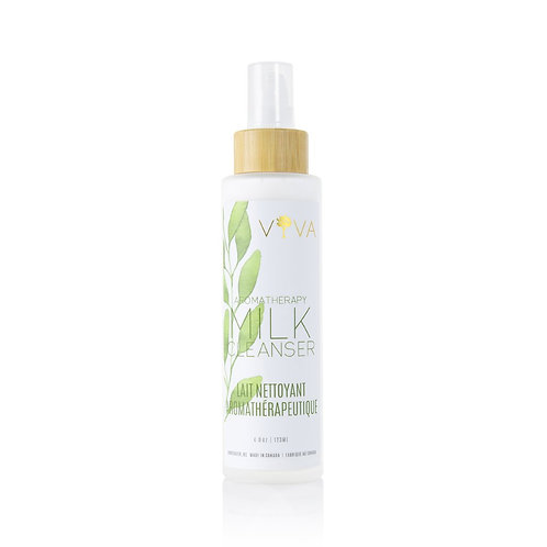 VIVA Aromatherapy Milk Cleanser for skin care