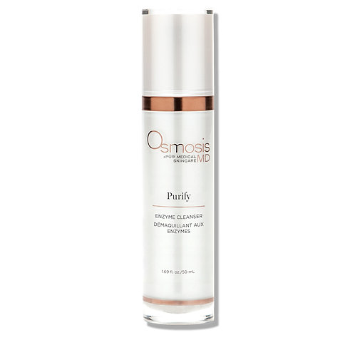 OSMOSIS MD PURIFY clean beauty enzyme cleanser 50ml
