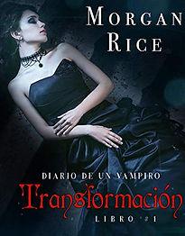 Transformación: Libro #1 del Diario de un vampiro, narrator Juliana Velez
