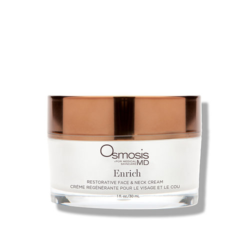 OSMOSIS MD ENRICH Restorative Face and Neck Cream 30ml