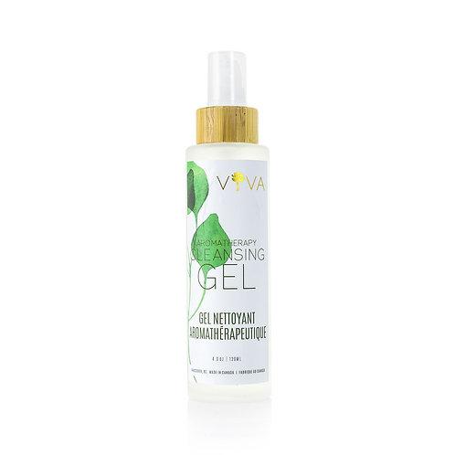VIVA Aromatherapy Cleansing Gel skin product