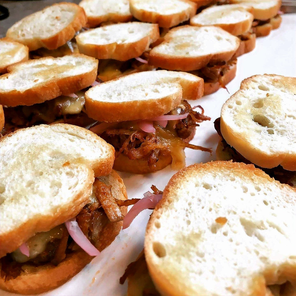 Sandwiches prepped for a lunch catering event.jpg