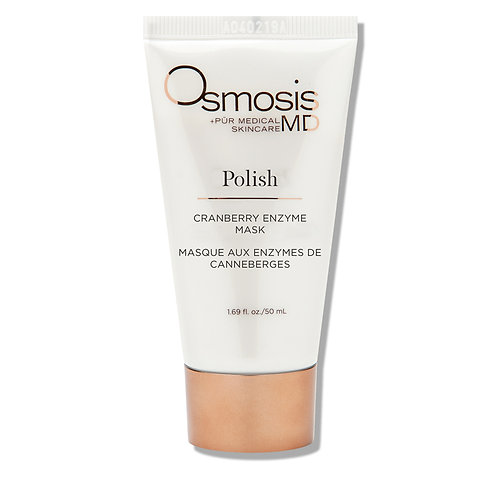 OSMOSIS MD POLISH Cranberry Enzyme Mask Skin Care 50ml