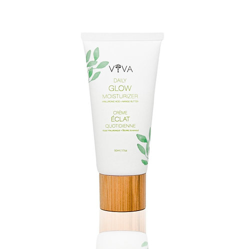 VIVA Daily Glow Moisturizer clean beauty skin care product