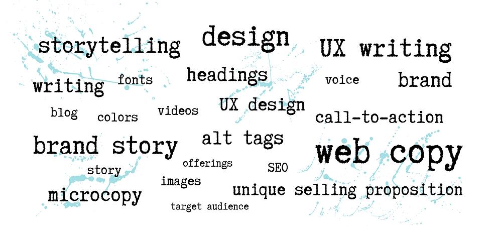 Web Design Words