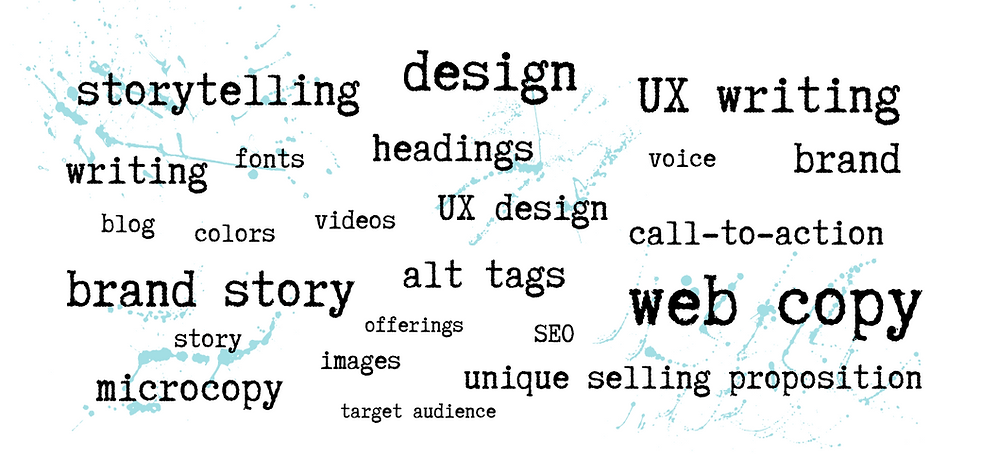 Web Design Words