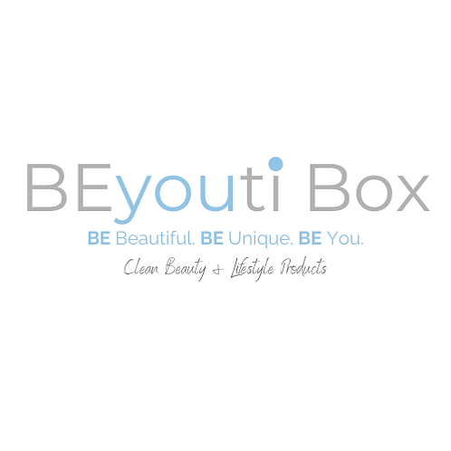 Pur Glo BEyouti Box with clean beauty and lifestyle products