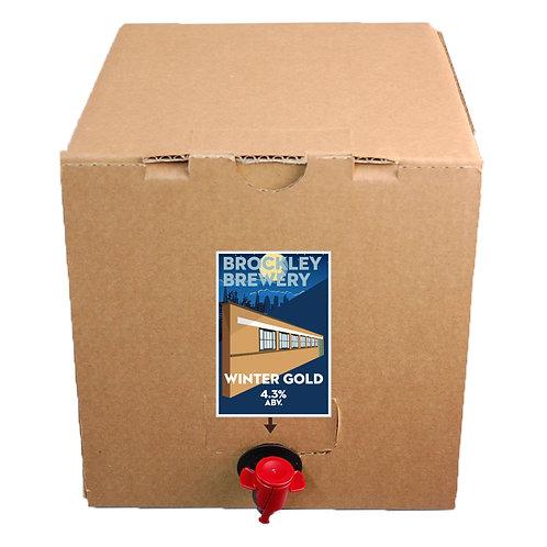 Winter Gold 5L / 10L / 20L Bag in Box