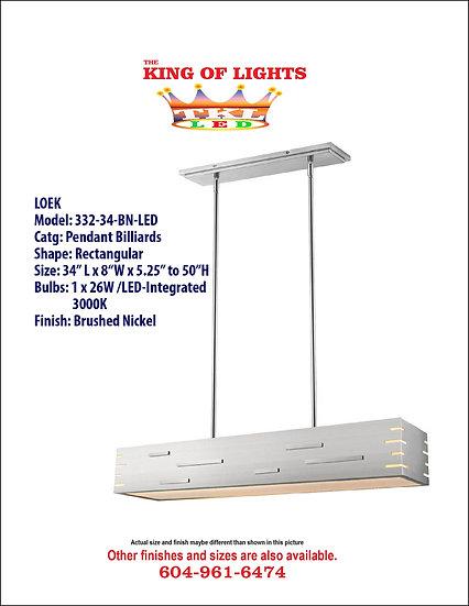 332-34-BN-LED