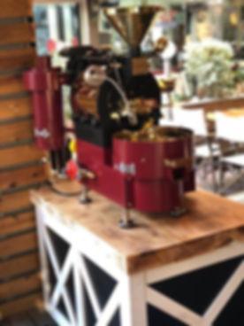 KBN1000M-05 Coffee Roaster