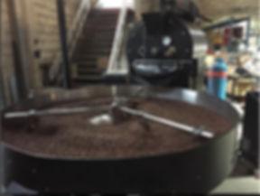 60 Kg Coffee Bean Roaster