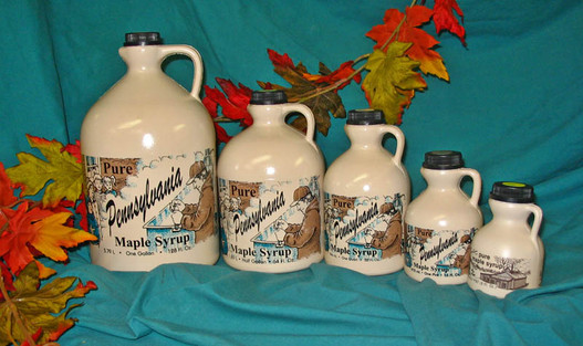 Casbohm Maple Syrup