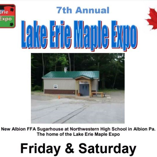 Lake Erie Maple Expo