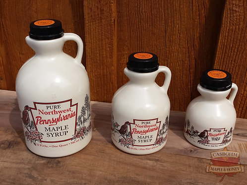 Northwestern PA Pure Maple Syrup