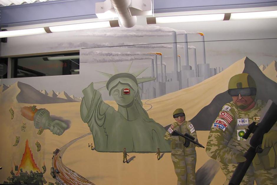 Political Murals