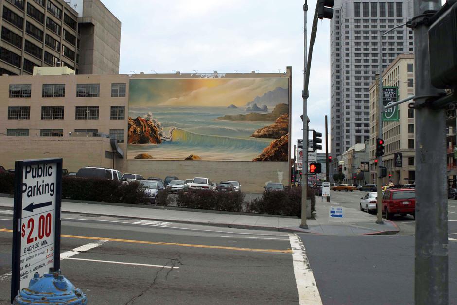 Humboldt muralist