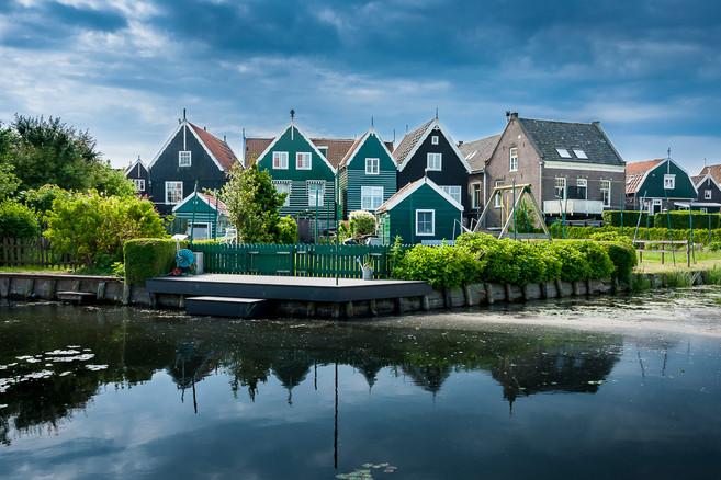 Village hollandais