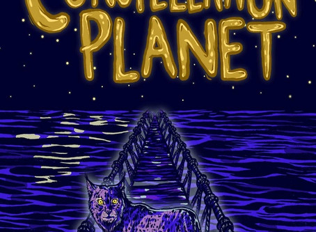 ONE-YEAR ANNIVERSARY RE-RELEASE OF CONSTELLATION PLANET - ARRIVING TOMORROW, 3RD SEPTEMBER 2020!