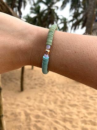 Bracelets Cofi Bleu-Vert