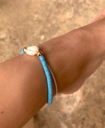 Bracelet cheville Ella