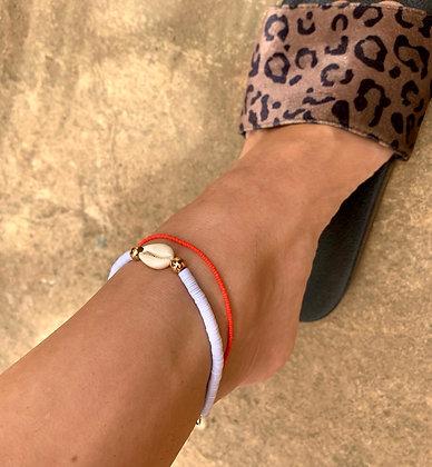 Bracelet cheville Makafi