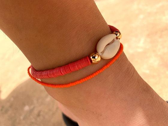 Bracelet cheville Essi