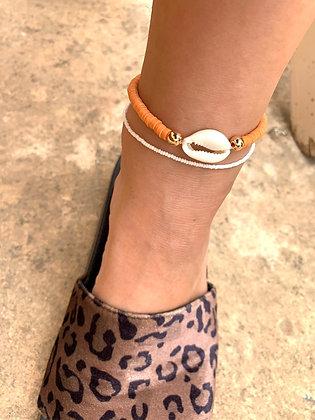 Bracelet cheville Victoire