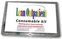 Lean Outpatient Consumable Kit