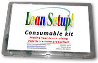 Lean Setup Consumable Kit