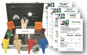 Lean Emergency Department Simulation Training Kit