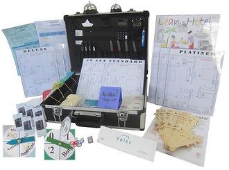 Lean Hotel Simulation Training Kit