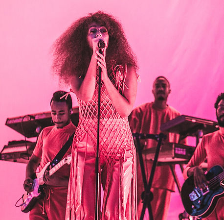Solange Knowles wears This Is The Uniform at Lovebox Festival 2017, Lovebox Festival