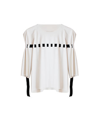 This Is The Uniform PVC Strap Tee