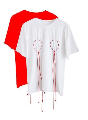 This Is The Uniform Elastic Nipple Tee
