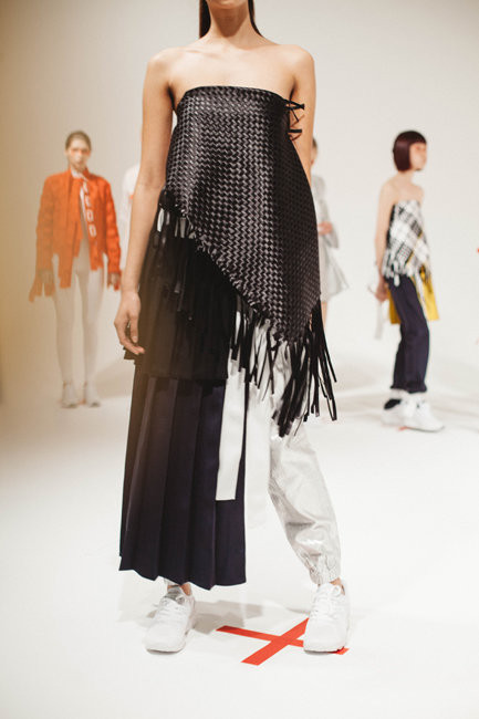 This Is The Uniform Serves Up Socially Aware Fast Fashion @ NYFW