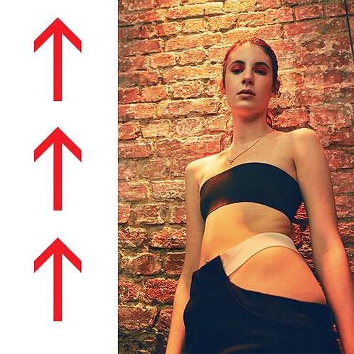 ELASTIC STRIP BANDEAU