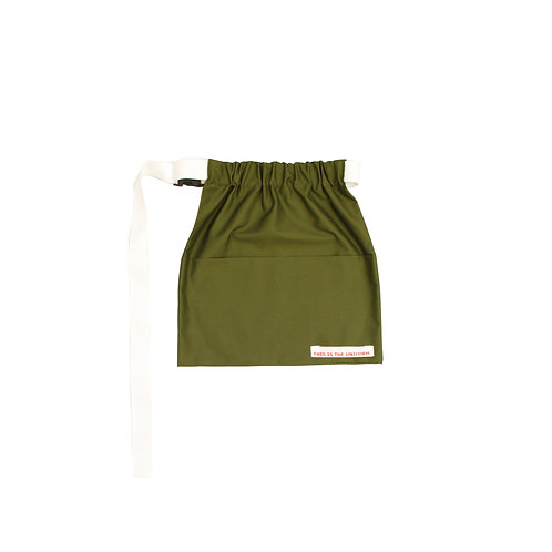 ARMY GREEN TRADERS BELT