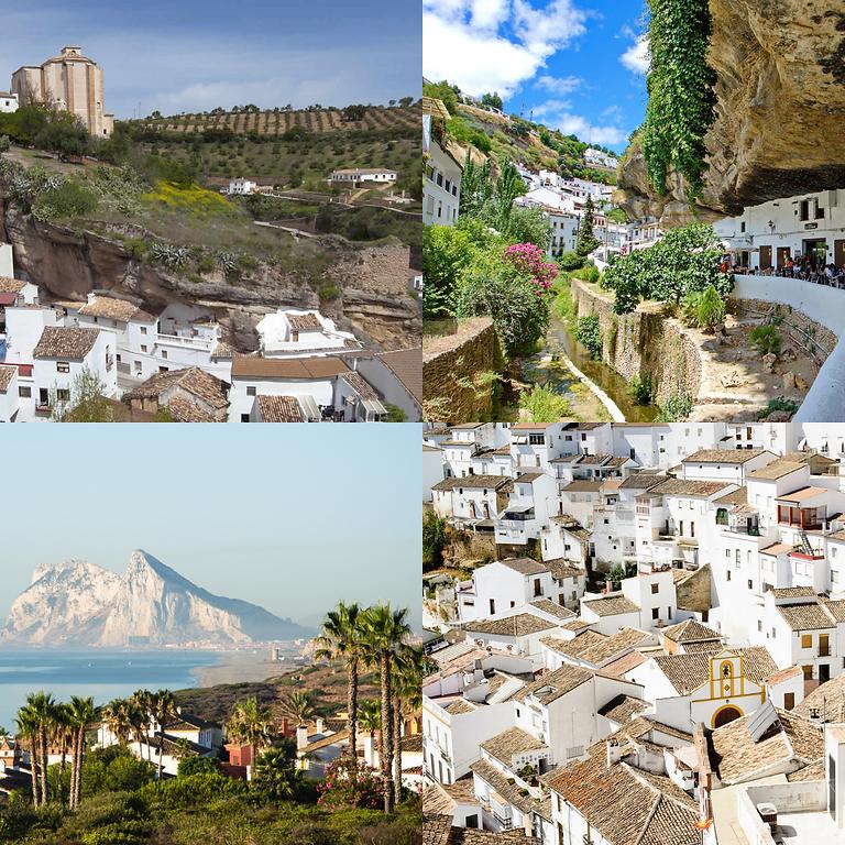 Circuito Guiado por los Pueblos Blancos de Andalucia